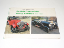 British Cars of the Early Thirties 1930-1934 (Vanderveen 1986)